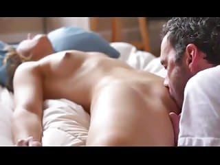 An intense orgasm