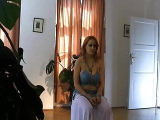 Swinging boobs galore - Arabic style - boob swinging.