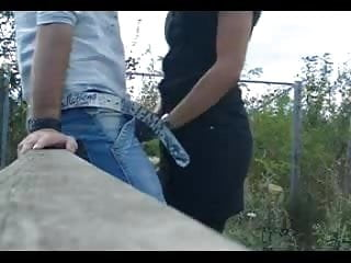 Change marijuana plants sex - Nice outdoor blowjob and planting the semen