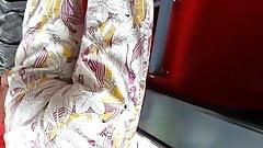 Горячая мексиканская девушка с колышущейся задницей скрытой камерой, часть 1