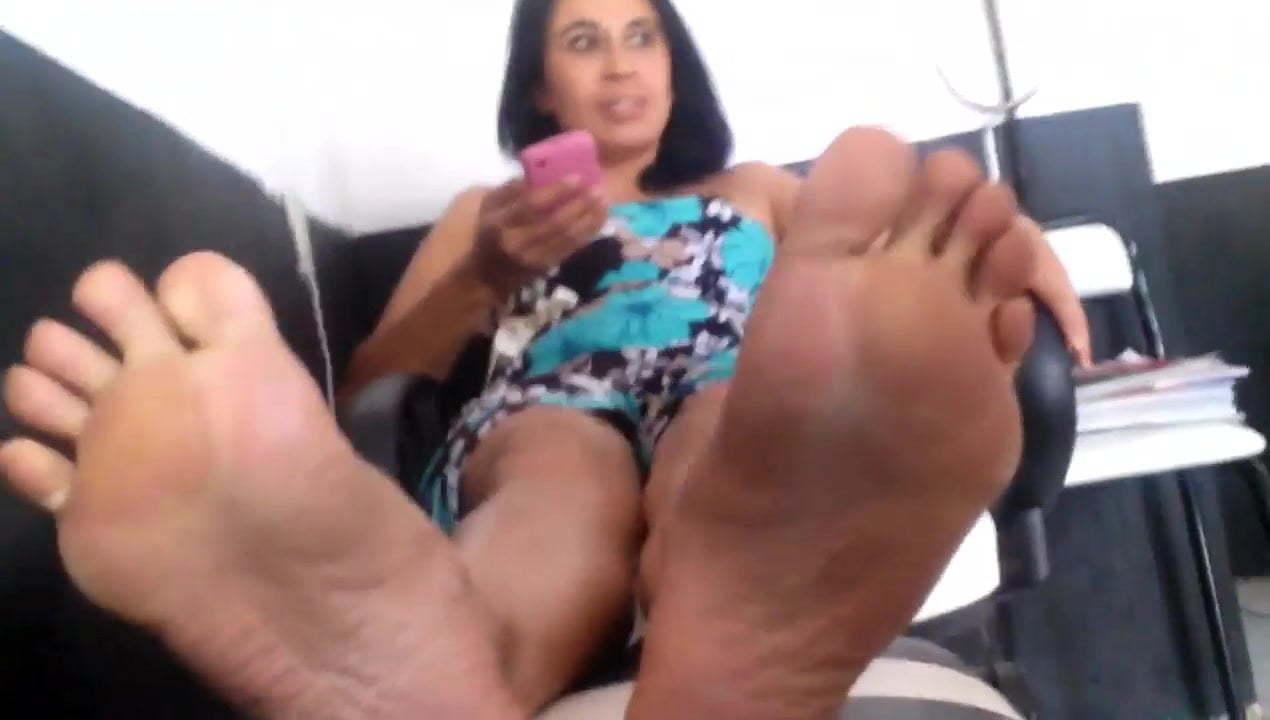 Hot Mature Latina Amateur