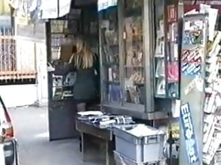 Blog uva broadcaster newspaper anal sex Fucked in a newspaper kiosk