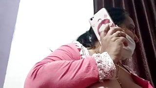 Gujarati bbw Aunty with Big boobs