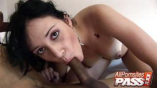Fucked Bouncy Big Ass Colombian Teen Rosa