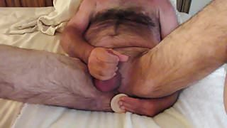 A little anal play