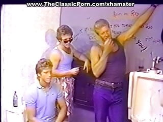 Vintage toilet paper - Nude girl public toilet group fuck