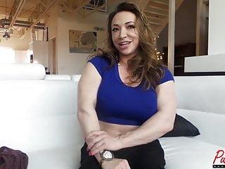 Free pornstar video interviews Brandi mae bts interview