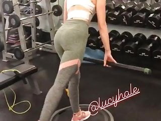 Lzzy hale naked - Lucy hale working out