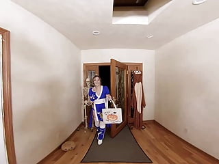 Parties for adult toys Moka mora getting fucked in kasumi costume on adult party