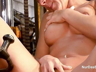 Working mother comic strip - German mother get fuck by 2 big dick dads at work