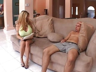 Avent breast pad - Well-padded blonde with huge melons summer sinn seduces man next door
