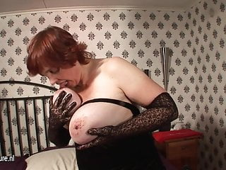 Old grannies boobs Huge boobs and old cunt of mature mom