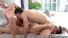 FalconStudios - Aftermath Of Swingers Party Is Just As Wild
