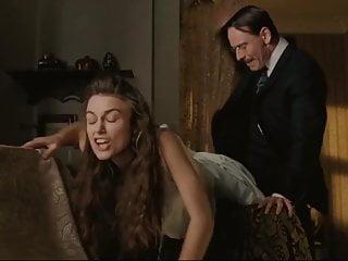 Nude keira scene knightley Keira Knightley