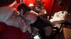 escort chantal sucking cock