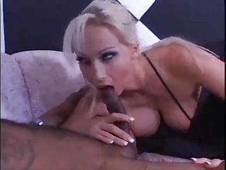 Ways to enjoy masturbation Blonde slut enjoys bbc three-way style