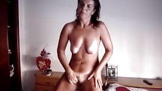 step mom masturbates like crazy