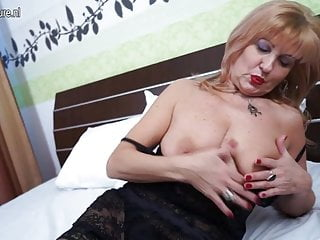Mature classy breasts - Classy mature lady with saggy tits needs young cock