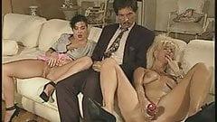 Vintage german hot family hardcore fucking young older film
