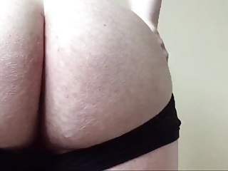 She spanked my boxers My big fat monster butt out growing my boxers part 2