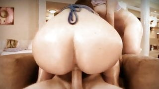 Modern big ass porn in vintage look
