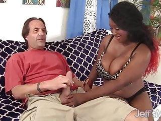 Bbw ebony tits free tube sex Ebony plumper marie leone hardcore sex
