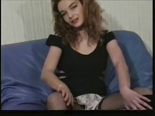Vintage french dresses Vintage french hairy anal dildo