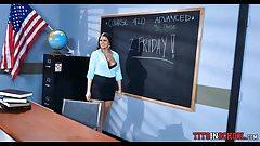 New Teacher Seduces Student