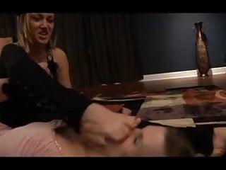 Lesbian mistress fetish A lesbian mistress use her new slave part 4 of 4 revenge