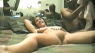 White wife enjoying BBC1 - part 2 of 4