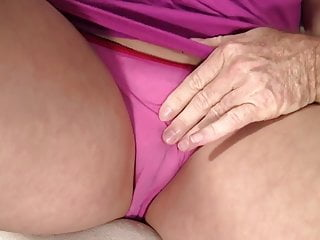 Swollen lymph node in the breast Fucks her swollen pussy