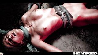 Real Life Hentai - Cumflation Oviposition - Sonya and Aliens