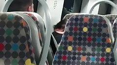 Tuga Filipa no comboio