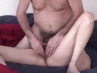 Husband wife masturbate Mature husband and wife masturbate each other to orgasm