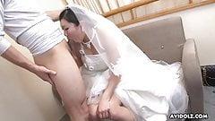 Japanese bride, Emi Koizumi is cheating, uncensored