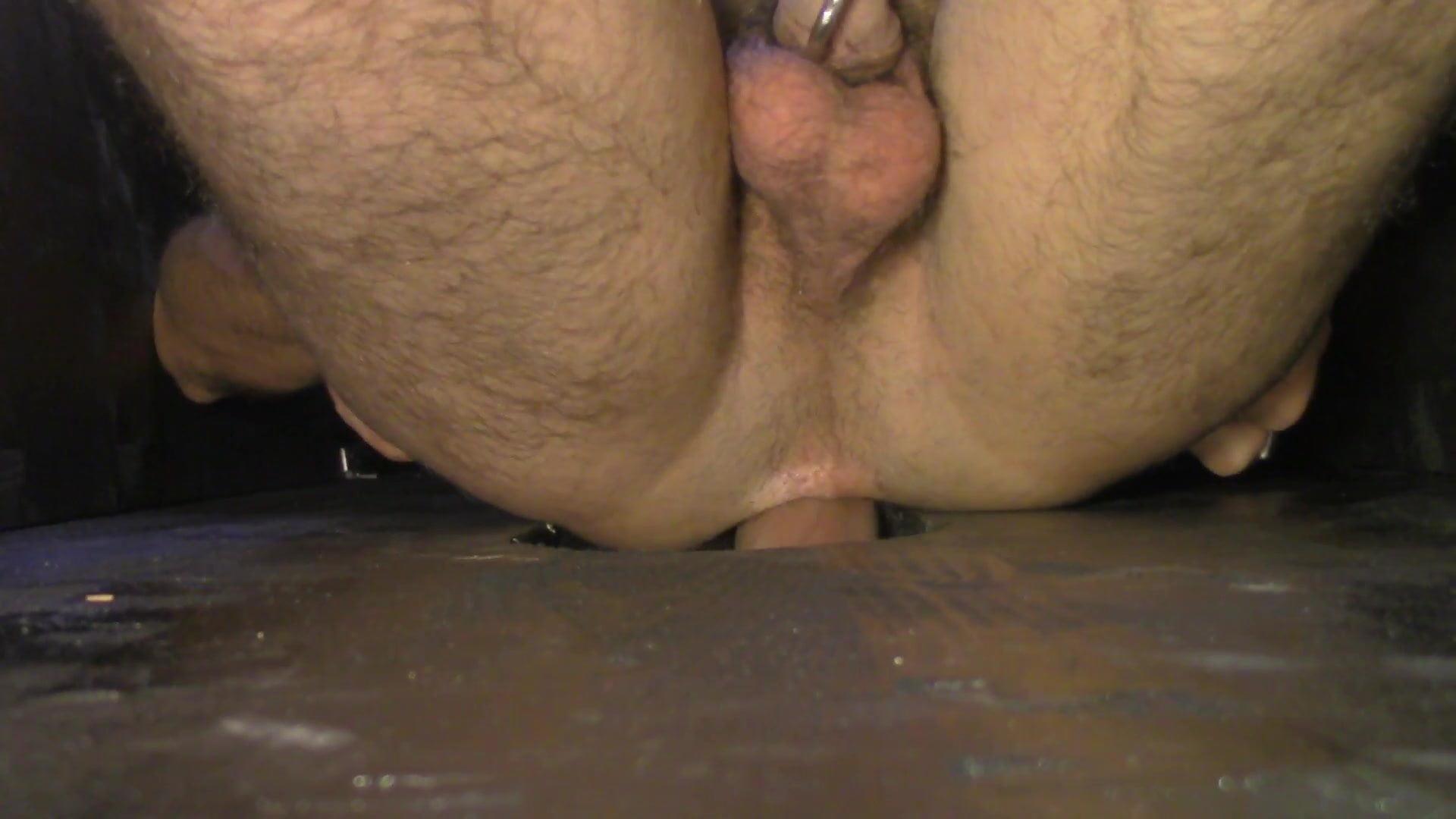 Amateur British Glory Hole