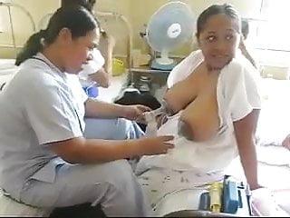 Biggset asian boobs Milk pumps on asian boobs
