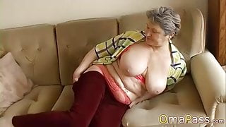 OmaPasS Homemade videos of Well Aged Grannies