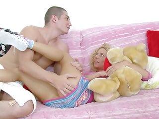 Calvin klein sex cloths Klein blond suess und geil