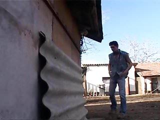 Barn sex wmv Pleasingly plump buggered in barn