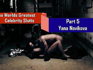 Celebs nude in nylons movie clips - Naked celeb in mainstream movie 005 yana novikova