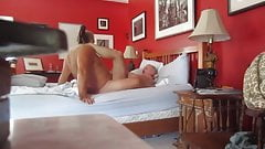 BIG HAIRY BEAR FUCKS MATURE GOOD