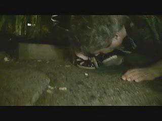 Footworship tgp - Public footworship 3