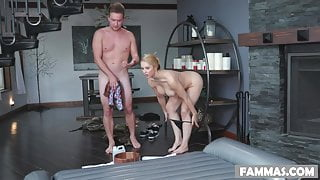 Van Wylde is fucking busty masseuse Sarah Vandella