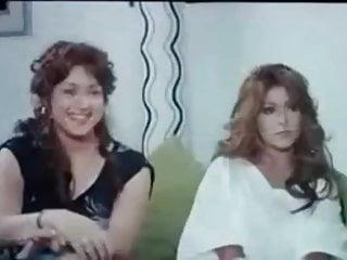 Penis tension Egyptian lesbian tension -non porn