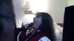 wifes sucking yet another black cock