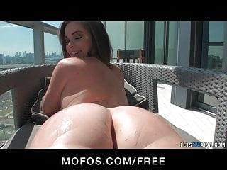 Pacific sun gay Lets try anal - curvy sun tanning sierra miller tries anal