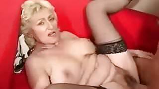 Grandma.    Juicy cunt