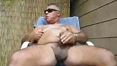 Backyard Blow Job