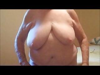 Sleeping granny gets fucked Big tits granny gets fucked